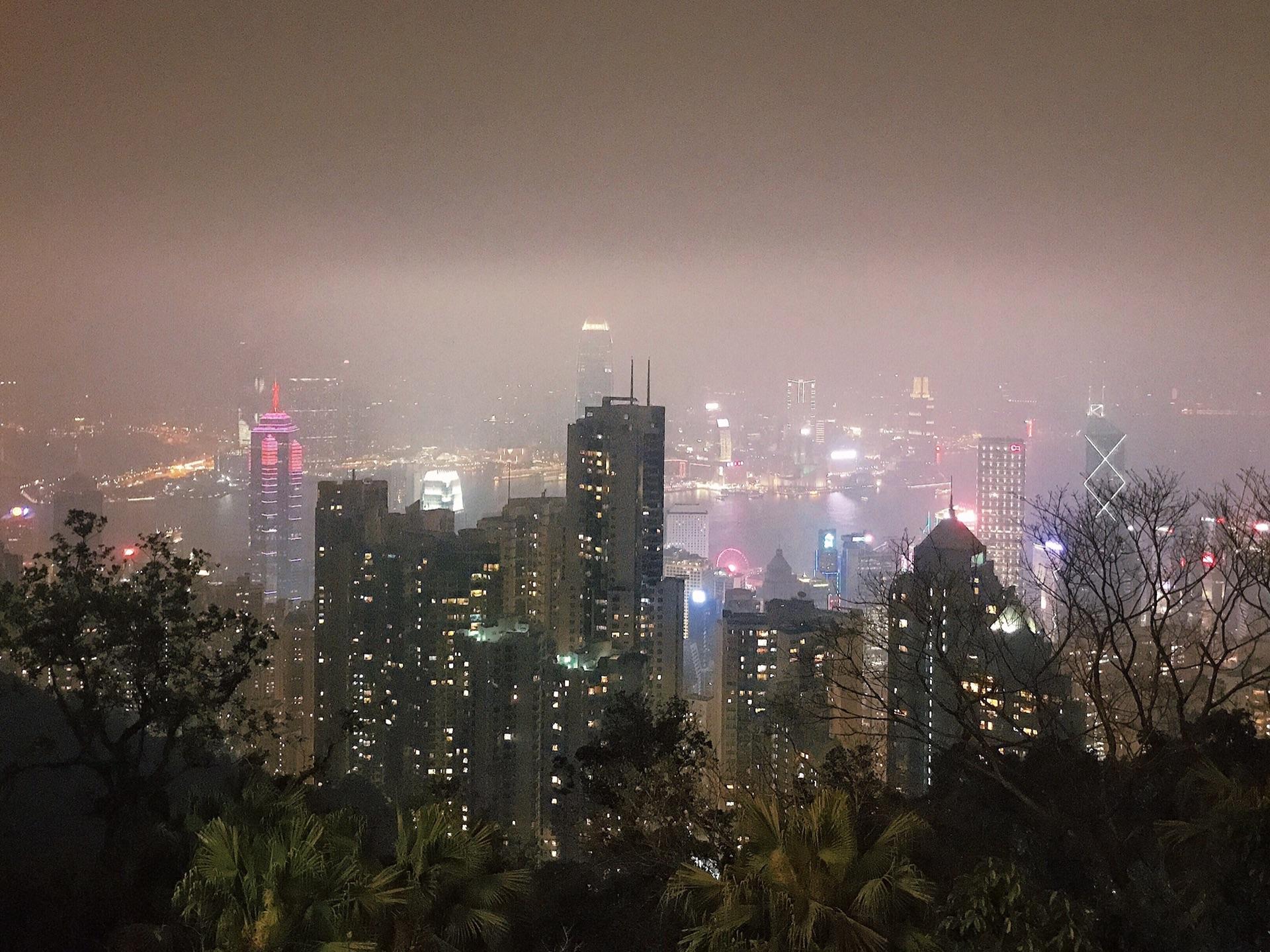 3.17-3.18香港一人游